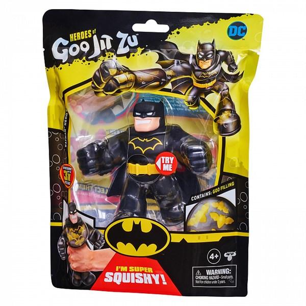 Гуджитсу Игрушка тянущаяся фигурка Бэтмен DC ТМ GooJitZu - фото 11904