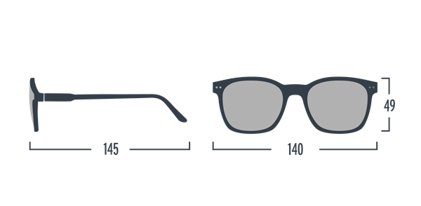 IZIPIZI Очки #Солнцезащит. NAUTIC  Черепаховые/Tortoise +0 - фото 11929