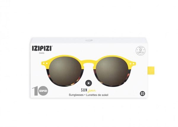 IZIPIZI KIDS Очки #D SUN JUNIOR Yellow 10 - фото 11981