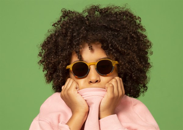 IZIPIZI KIDS Очки #D SUN JUNIOR Yellow 10 - фото 11982