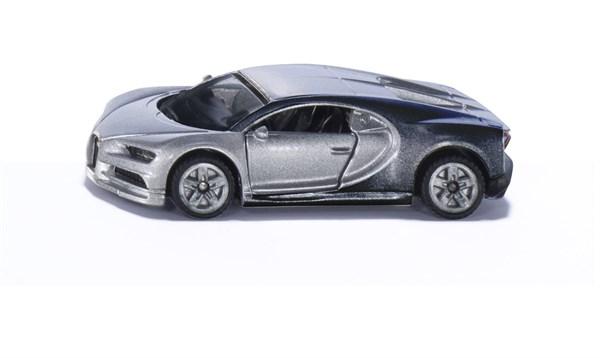 SIKU Машина Bugatti Chiron - фото 12300