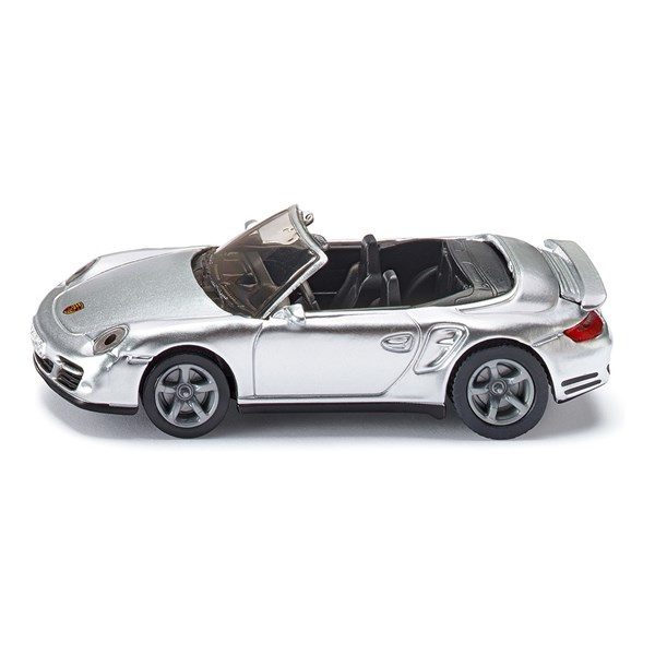 SIKU Машина Porsche 911 Turbo S Кабриолет - фото 12305