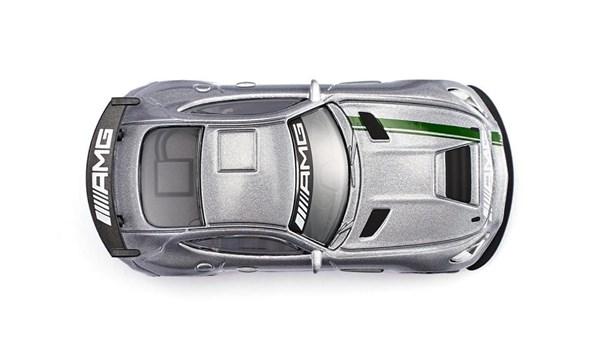 SIKU Гоночная машина Mercedes-AMG GT 4 - фото 12311