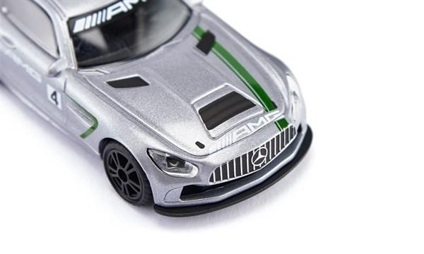 SIKU Гоночная машина Mercedes-AMG GT 4 - фото 12312