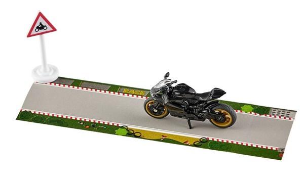 SIKU Мотоцикл Ducati Panigale 1299 - фото 12316