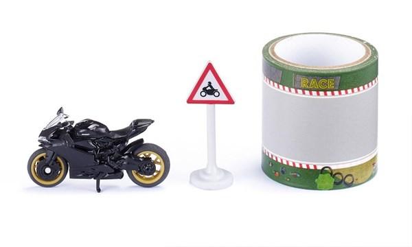 SIKU Мотоцикл Ducati Panigale 1299 - фото 12317