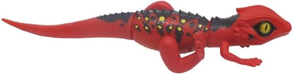 Игрушка Робо-ящерица RoboAlive(Красная), 2 *1,5vAA бат (в компл не входят) 40*13*10см - фото 12362