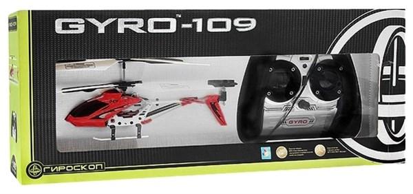 1toy GYRO-109 верт. с гироскопом ИК алюм.3 канала18,5см.USB-зарядка.; 27 МГц; 8,2 мВт - фото 12365