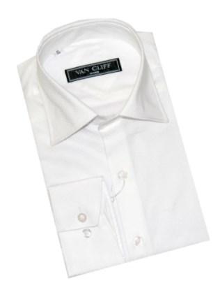Van Cliff Рубашка белая - фото 12478
