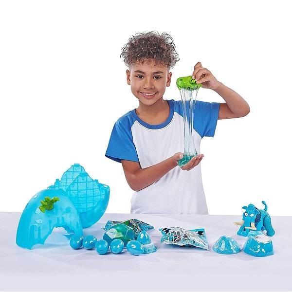 """Игрушка Zuru Smashers Гигантское яйцо динозавра """"Ледниковый период"""" (высота 28 см), 3 в асс. - фото 12799"""