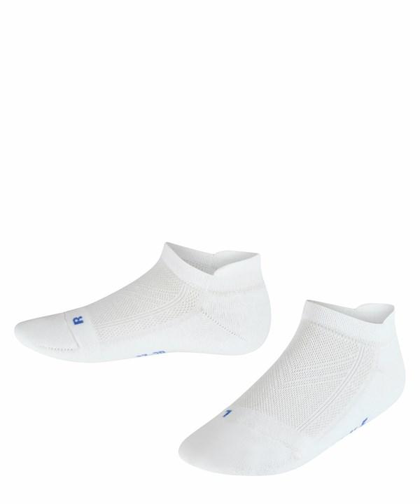 FALKE Носки Cool Kick (Extra short) белые - фото 13247
