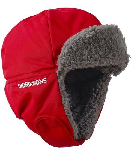 Didriksons шапка BIGGLES CAP 3 - фото 4895