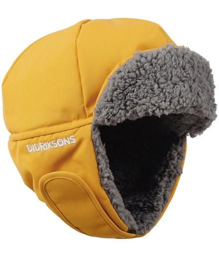 Didriksons шапка BIGGLES CAP 3 - фото 4898
