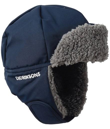 Didriksons шапка BIGGLES CAP 3 - фото 4899