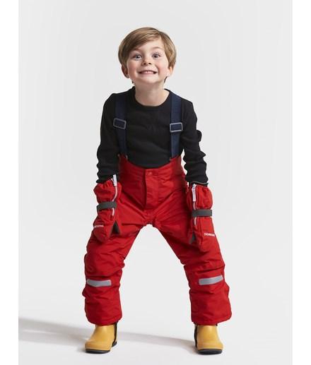 Didriksons брюки IDRE KIDS PANTS 3 - фото 4916