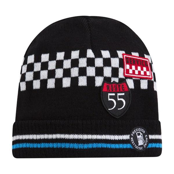 TUC TUC Шапка черная Motor Racing - фото 5012