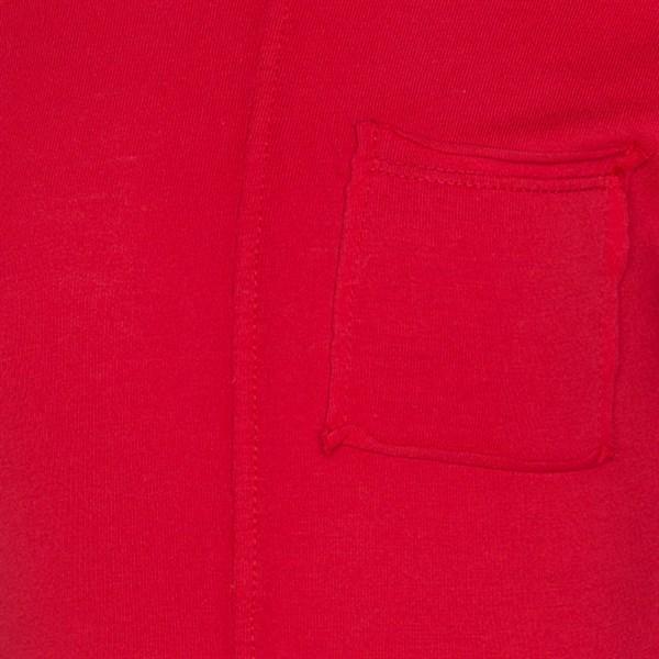 TUC TUC Лонгслив красный - базовый - фото 5026