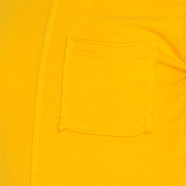 TUC TUC Лонгслив желтый - базовый - фото 5029