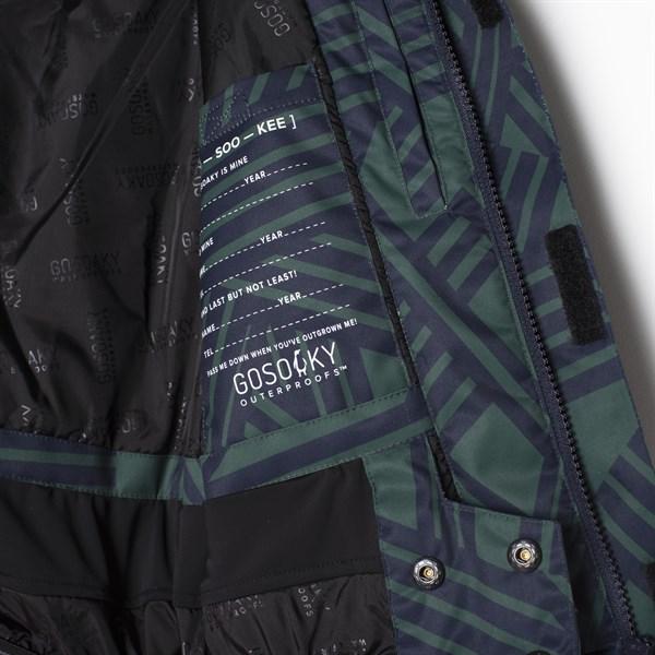 GoSoaky Куртка IGUNA NIGHTS - фото 5129