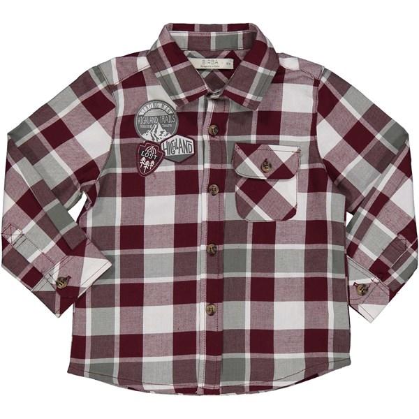 BIRBA Рубашка в клетку - фото 5320