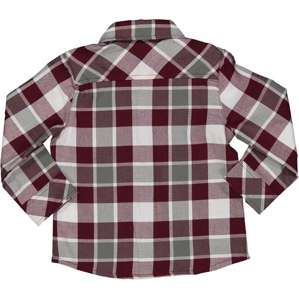 BIRBA Рубашка в клетку - фото 5321