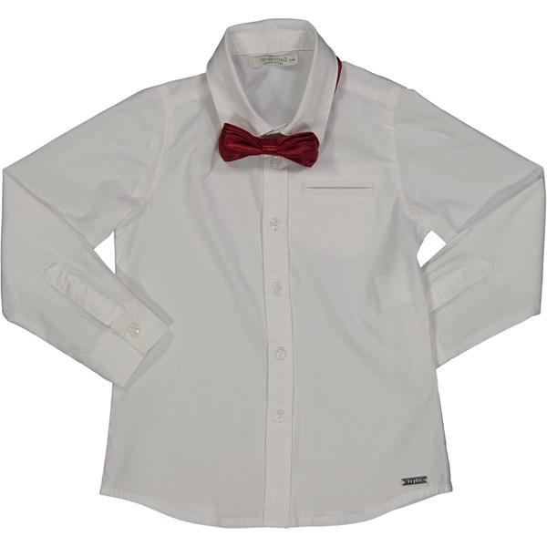Trybeyond Рубашка с галстуком-бабочкой - фото 5363