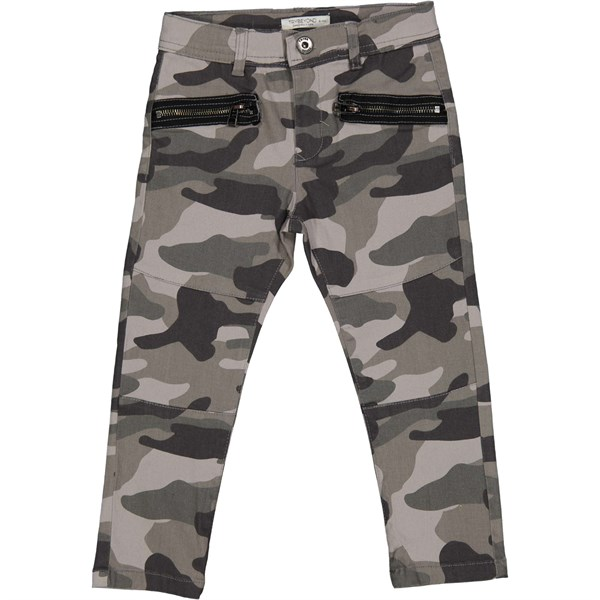 Trybeyond брюки TROUSERS DRILL STRETCH MIMETIC WITH ZIP - фото 5365