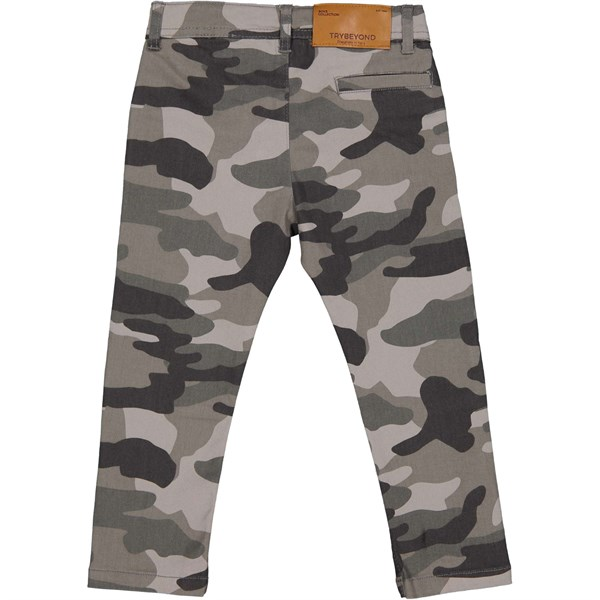 Trybeyond брюки TROUSERS DRILL STRETCH MIMETIC WITH ZIP - фото 5366