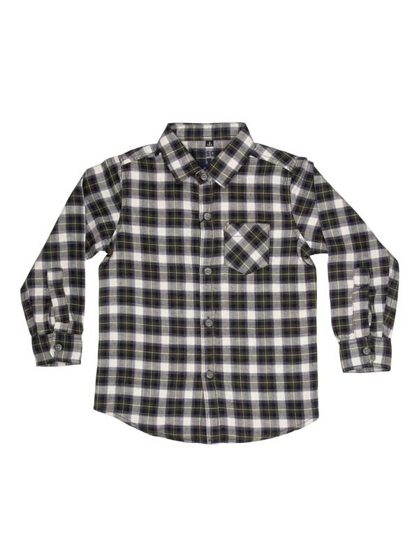 RUFF Рубашка в клетку - фото 5439