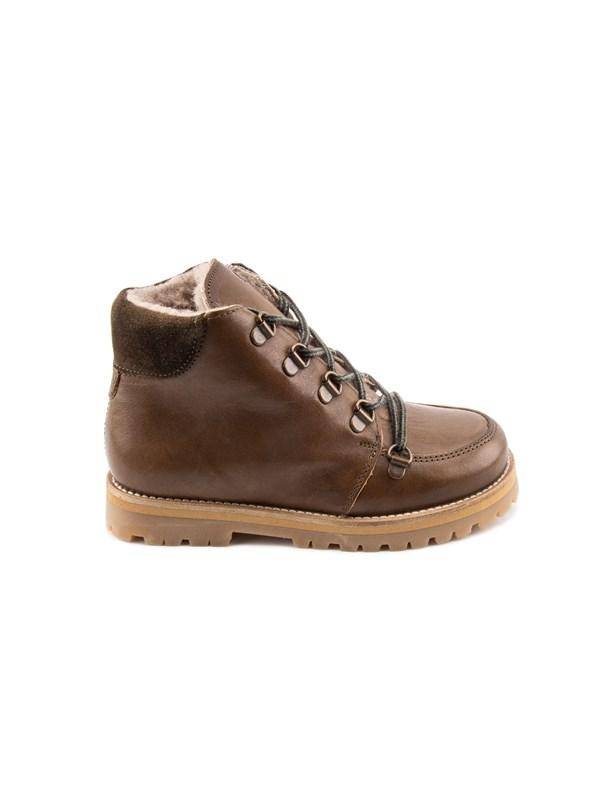 Petit Nord Зимние детские ботинки на шнурках - фото 5482