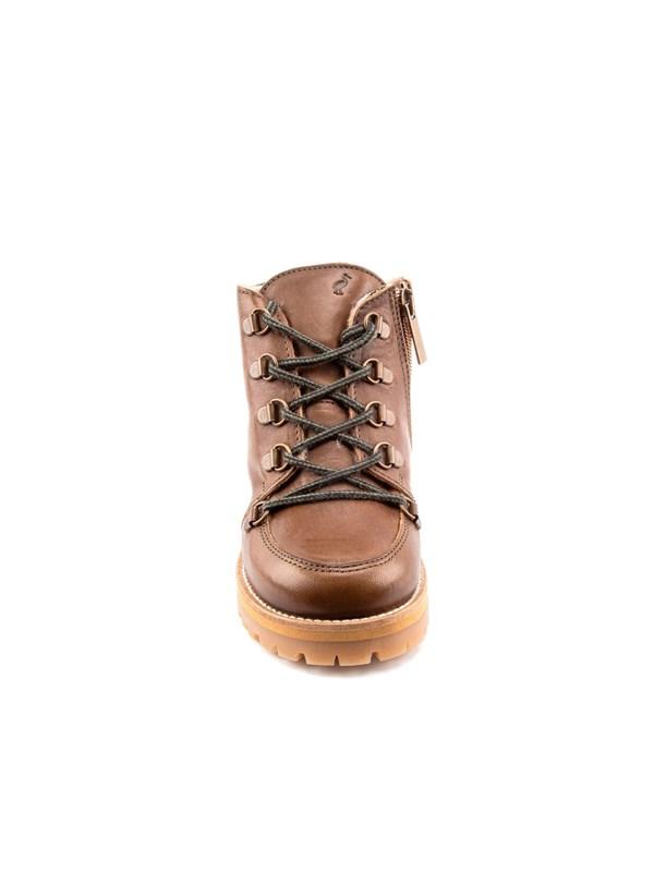 Petit Nord Зимние детские ботинки на шнурках - фото 5483
