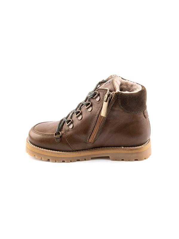 Petit Nord Зимние детские ботинки на шнурках - фото 5484