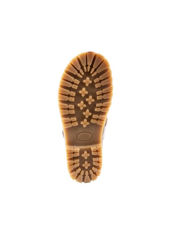 Petit Nord Зимние детские ботинки на шнурках - фото 5486