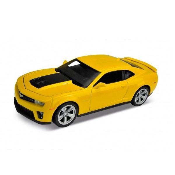 Игрушка модель машины 1:24 Chevrolet Camaro - фото 5646