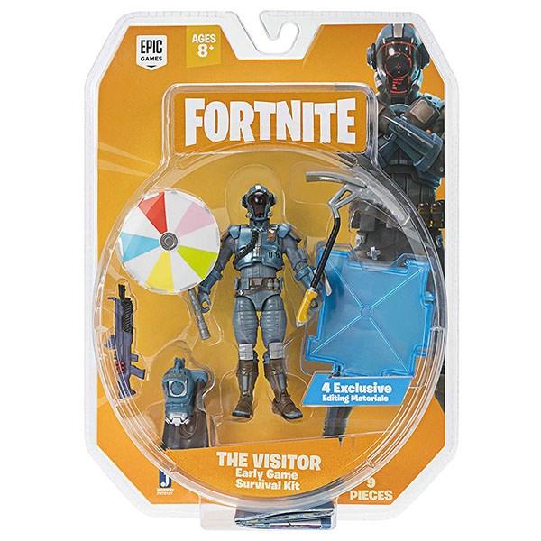 Игровой набор Fortnite - фигурка The Visitor с аксессуарами - фото 5821