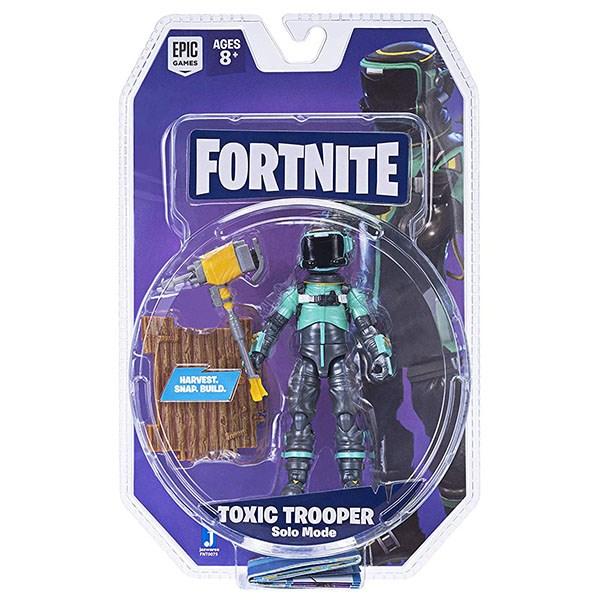 Игрушка Fortnite - фигурка Toxic Trooper с аксессуарами - фото 5826