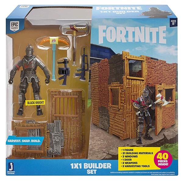 Игровой набор Fortnite - фигурка Black Knight с аксессуарами - фото 5839