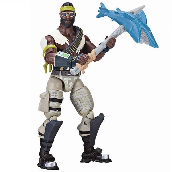 Игрушка Fortnite - фигурка Bandolier с аксессуарами - фото 5846