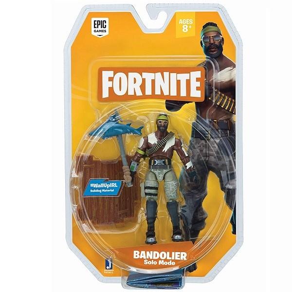 Игрушка Fortnite - фигурка Bandolier с аксессуарами - фото 5847