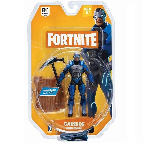 Игрушка Fortnite - фигурка Carbide с аксессуарами - фото 5849