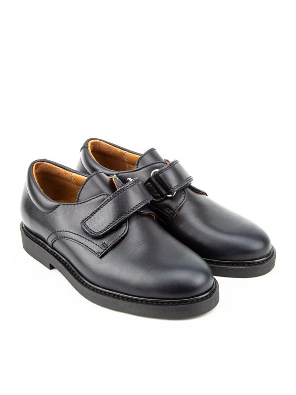 BEBERLIS Ботинки кожаные на липучке - фото 5898