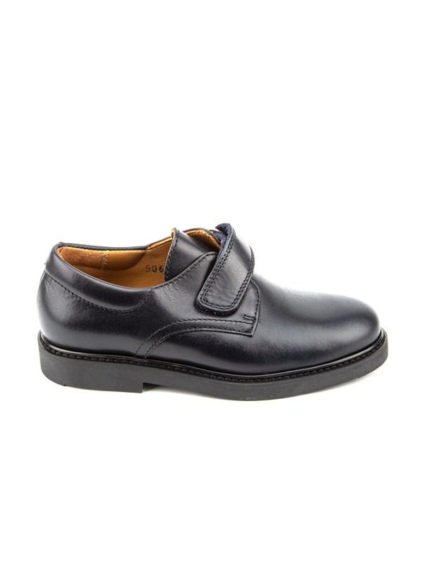 BEBERLIS Ботинки кожаные на липучке - фото 5899