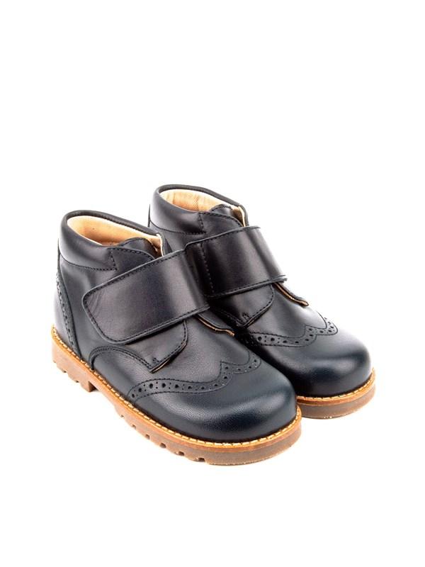 BEBERLIS Ботинки кожаные на липучке - фото 5904