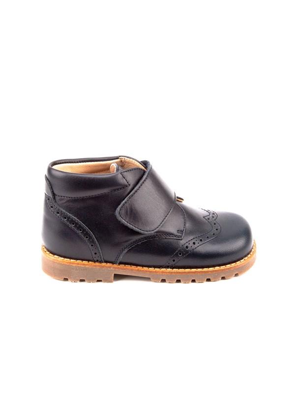 BEBERLIS Ботинки кожаные на липучке - фото 5905