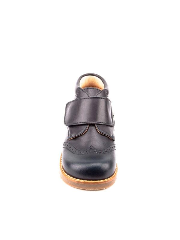 BEBERLIS Ботинки кожаные на липучке - фото 5906