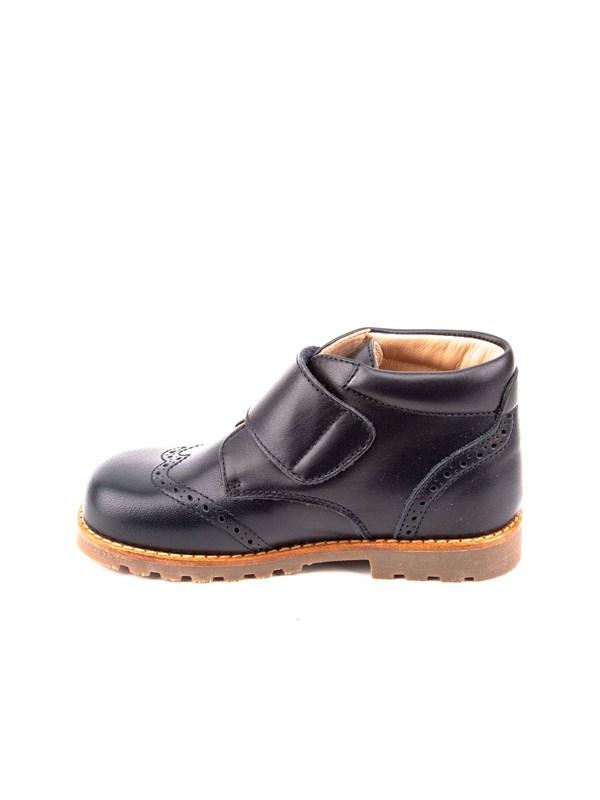 BEBERLIS Ботинки кожаные на липучке - фото 5907
