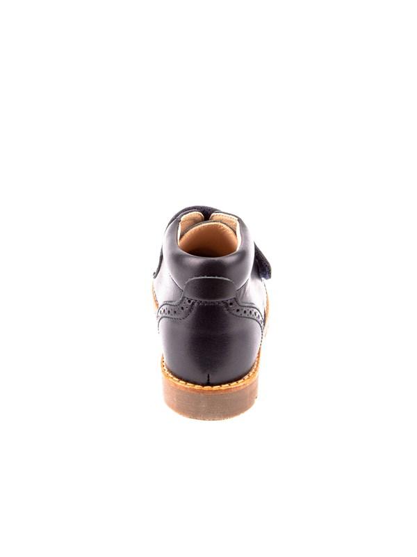 BEBERLIS Ботинки кожаные на липучке - фото 5908