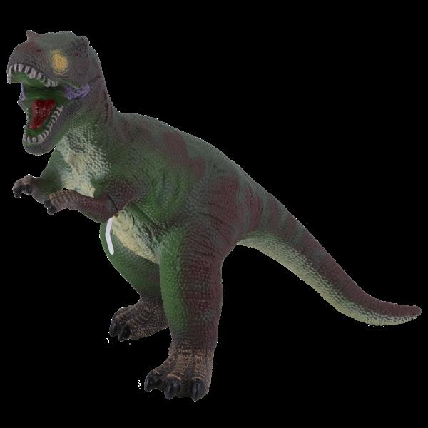 """Фигурка мягконабивная """"Динозавры"""" со звуком, 3 вида в ассортименте - фото 6544"""