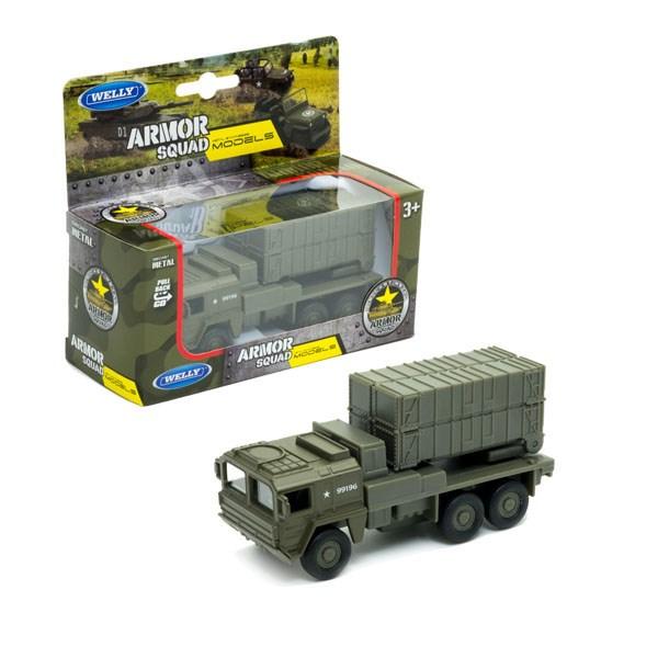 Игрушка военный автомобиль - фото 6549