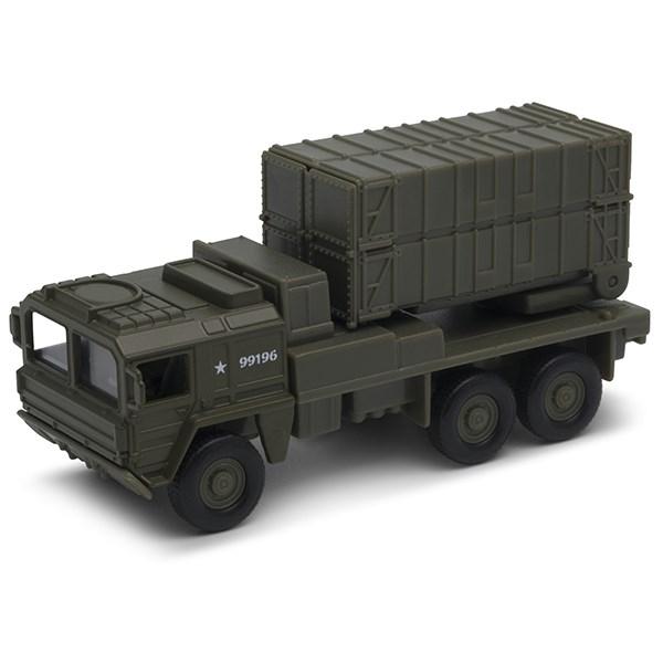 Игрушка военный автомобиль - фото 6550